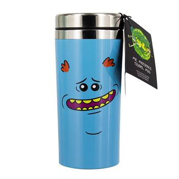 Mr Meeseeks Travel Mug