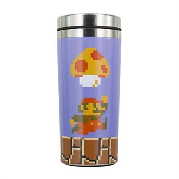 Super Mario Bros Travel Mug