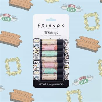 Friends 7 Day Lip Balms