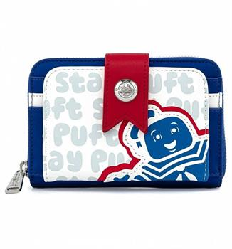 Loungefly: Ghostbusters Stay Puft Zip Wallet
