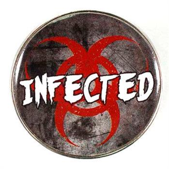 Pin Badge Enamel - Resident Evil (Infected)