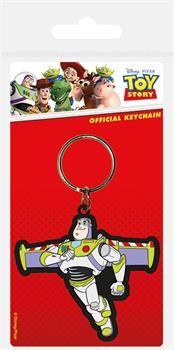 Toy Story Buzz Keychain