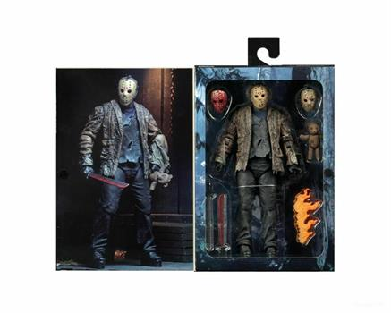 "Freddy vs Jason -  Jason Voorhees 7"" Ult. Figure"