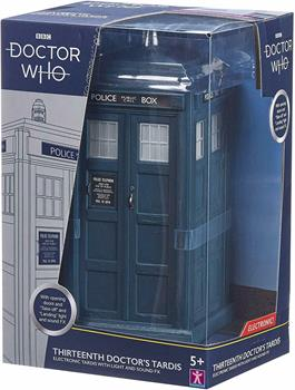 Doctor Who 13th Doctors Tardis Electronic