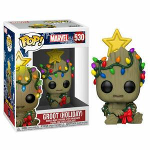 POP Marvel: Holiday - Groot