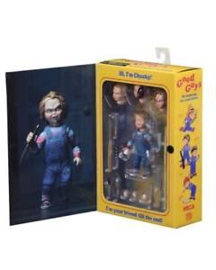 "Chucky 7"" Scale Action Figure Ultimate Chucky"
