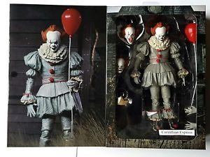 "IT 2017 Ultimate Pennywise 7"" Action Figure"