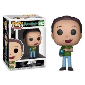 POP: Rick & Morty: Jerry