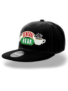 FRIENDS - CENTRAL PERK LOGO SNAPBACK CAP