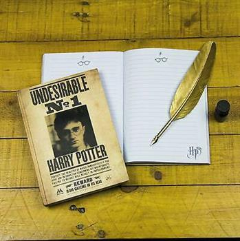 Harry Potter Undesirable No. 1 Note Book