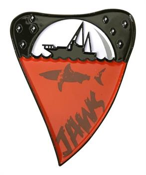 Jaws Ltd Ed Pin Badge