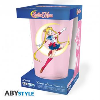 Sailor Moon - Large Glass - 400ml - Sailor Moon