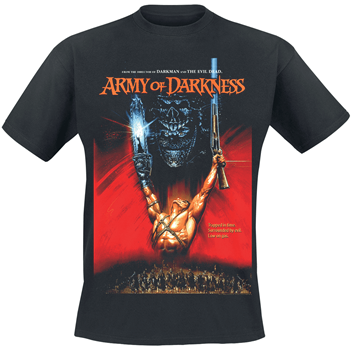 Army Of Darkness Poster T-Shirt L