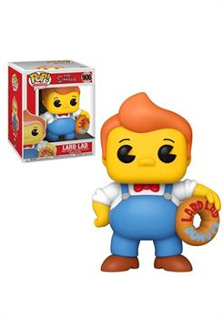 POP! The Simpsons Lard Lad 6""