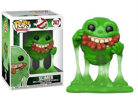 POP Movies: GB - Slimer w/Hot Dogs