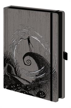 Nightmare Before Christmas A5 Notebook