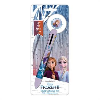 Frozen 2 (Destiny Awaits) Multi Colour Pen