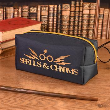 Harry Potter Spellls & Charms Novelty Pencil Case