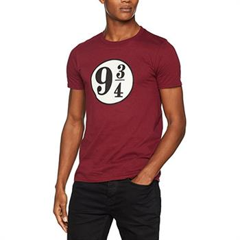 Harry Potter T-Shirt (9 3/4) Maroon - XL