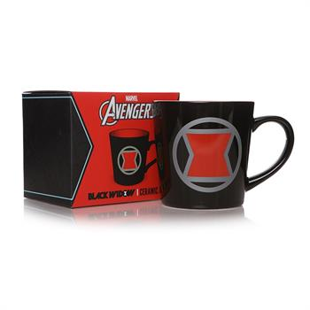 Marvel Black Widow Ceramic Mug