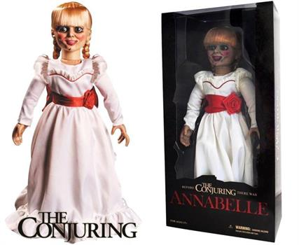 Annabelle Prop Replica Doll - UK Exclusive