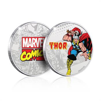 The Mighty Thor Commemorative Coin
