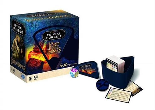 Trivial Pursuit Bitesize - Lord of the Rings