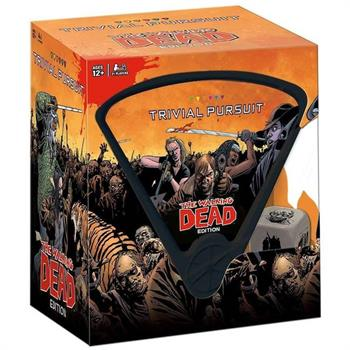 Trivial Pursuit Bitesize - The Walking Dead