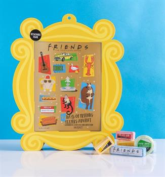 12 Days of Friends & Fizzers Advent Calendar