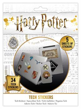 Harry Potter (Artefacts) Tech Stickers