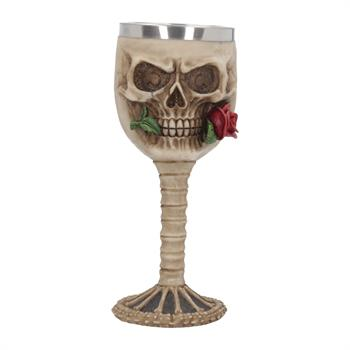 Rose From The Dead Goblet 18.5cm