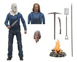 "7"" Friday 13th Part 2 Ultimate Jason Figure"