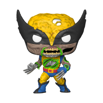 POP Marvel: Marvel Zombies - Wolverine