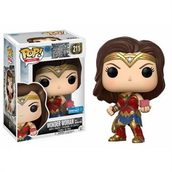 POP: DC: Justice League: Wonder Woman w/Box