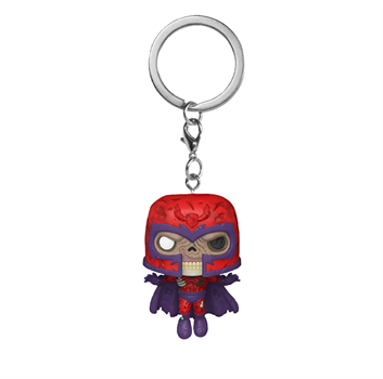POP Keychain: Marvel Zombies: Magneto