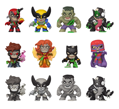 Mystery Minis: Marvel Zombies