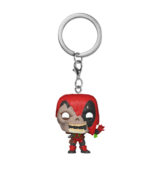 POP Keychain: Marvel Zombies: Deadpool