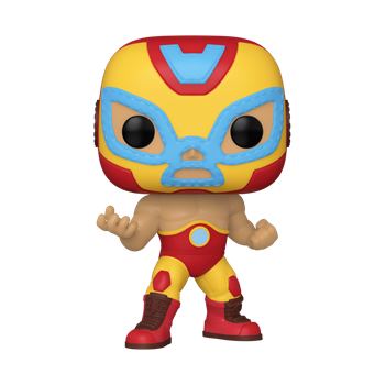 POP! Marvel Luchadores - Iron Man