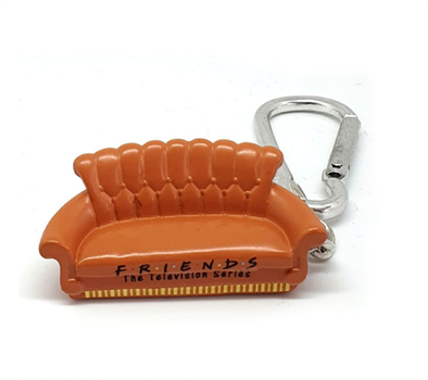 Friends (Sofa) 3D Keychain