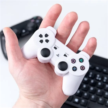 Playstation White Controller Stress Ball