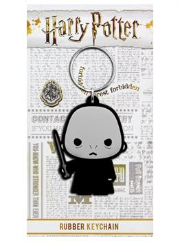 Harry Potter (Voldemort Chibi) Rubber Keychain