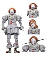 "IT 2017 Pennywise Ultimate Well House 7"" Figure"