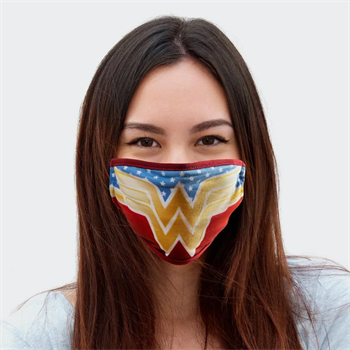 Wonder Woman Face Covering