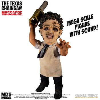 Texas Chainsaw Mega Scale Leatherface with Sound