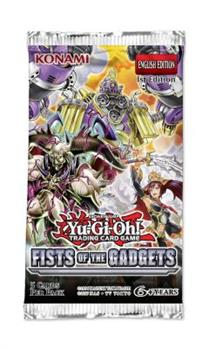 Yu Gi Oh! TCG Fists Of The Gadgets