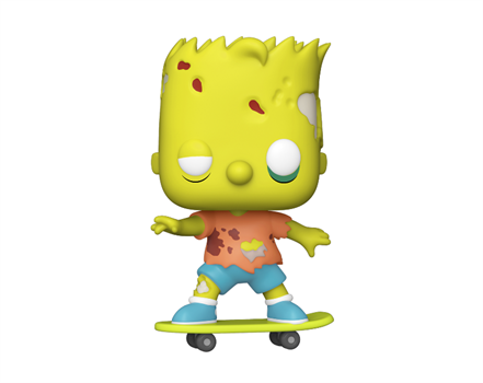 POP! Simpsons Zombie Bart